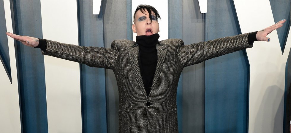 Marilyn Manson dévoile le premier titre de son nouvel album We Are Chaos