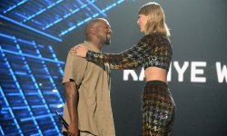 Kanye West insulte Taylor Swift en chanson