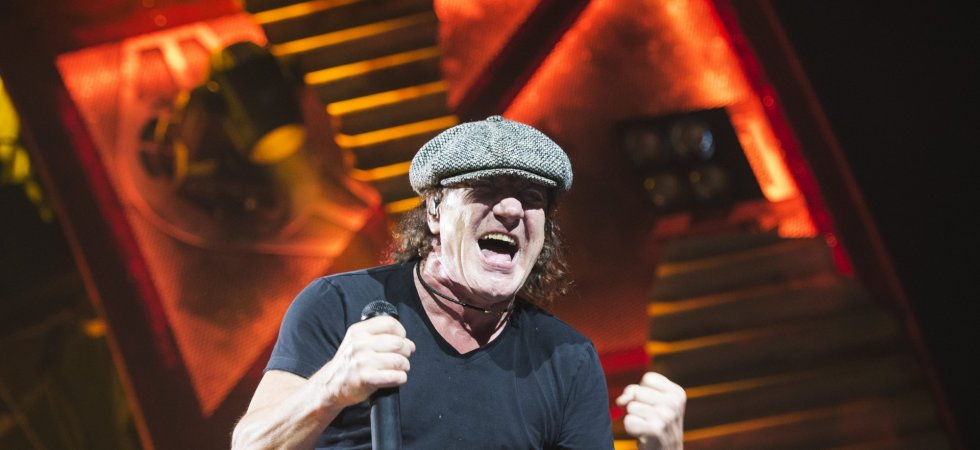 AC/DC : Brian Johnson de retour au chant sur le nouvel album du groupe ?