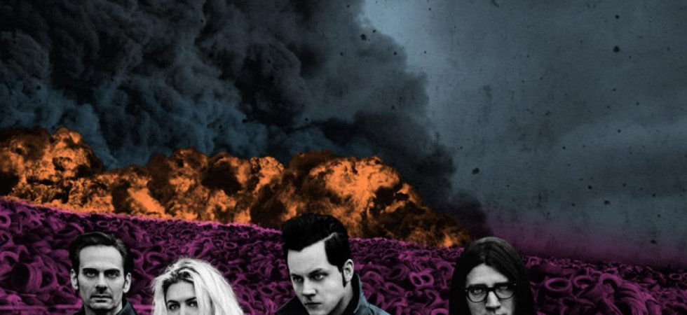 The Dead Weather : le groupe de Jack White de retour en septembre avec un album
