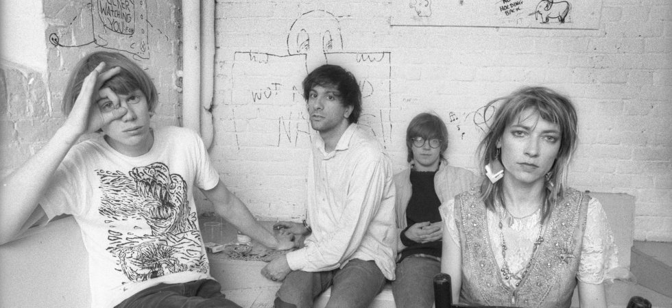 "Sonic Youth annonce la sortie d'un album d'inédits ""Spinhead Sessions"""