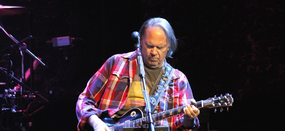 Neil Young annonce un album contre le géant Monsanto